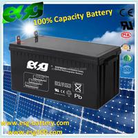 12V 200ah Agm ups float charge Batteries UPS Battery