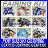 For SUZUKI GSXR 600 GSXR 750 GSXR 1000 GSXR 1300 Motorcycle Fairings
