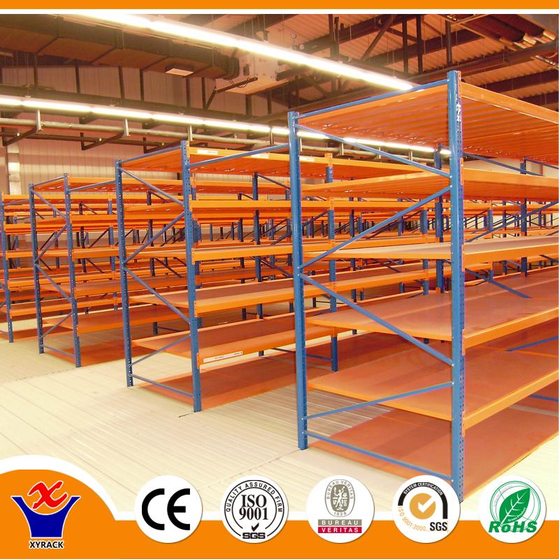 New Style Long Span Warehouse Light Duty Rack Shelving In