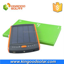 23000mah Real capacity universal 19v solar laptop charger for tablet and mobile phone