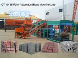 Potable hydraulic press and Clay/lime /cement/concrete brick machine