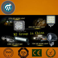 square epistar 33w led work lamp,9-32v ,.ip68 ,atv light bar accessories,truck suv off-road, led work light