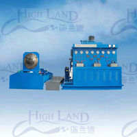 hydraulic pump and motors test bench for checking pressure