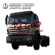 NORTH BENZ/BEIBEN NG80 EURO3 6X4 380HP DIESEL TRACTOR TRUCK FOR SALE