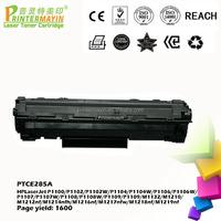 85a Toner Printer Cartridge for HP LaserJet P1100/P1102/P1102W/P1104/P1104W/P1106/P1106W/P1107/P1107W/P1108 (PTCE285A)