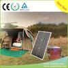 JCN NEW ENERGY Storage 100 watt Solar Power Kit for Home & Camping