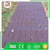 Fire-resistant sport rubber floor mat tile for gym, Trade Assurance