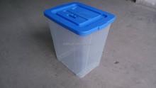High-quality plastic Display Box,Ballot Box 565*445*570mm
