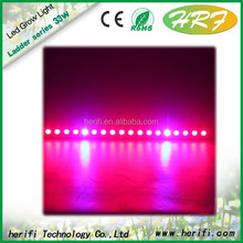 Hydroponic LED Grow Light Bar, Pure Aluminum Shell Led Strip Grow Lights, Grow Box Full System