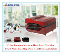 3D Heat Press Vacuum Machine for 3D Mugs Phone Case Bottle Crystal Multifuntion Printing Machine for Sublimation