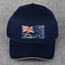 curve visor print baseball cap and hat