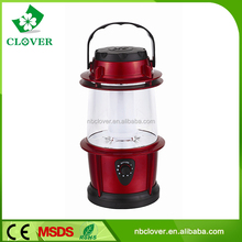 Camping equipment camping lantern two size 16/18 LED portable ABS camping led light