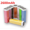 2014 best selling smart power bank 5600mah with CE, RoHS, FCC