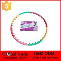 Soft PVC Massage hula hoops