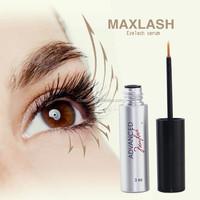 MAXLASH Natural Eyelash Growth Serum (3ml free shipping eyelash growth)