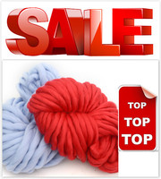 fashion iceland wool super chunky yarn/worsted hand knitting yarn in American market