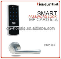Touch panel password remote control apartment/office/villa/Household door lock