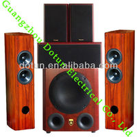 densound new product 7.1 home theater speaker system