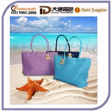 Fashion Large Women/Girl Single Shoulder Bag Handbag Beach Straw Tote Bag
