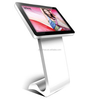42 Inch Video Display With Touch Screen LCD Advertising Digital