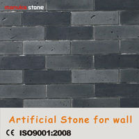 Standard size thin thickness old decorative brick