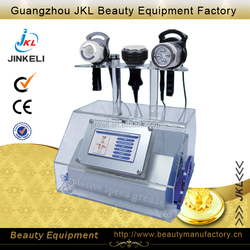 CE approved explosive speed grease micro bio-electric current ultrasound cavitation machine