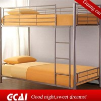 High quality home furniture commercial stainless steel bunk beds