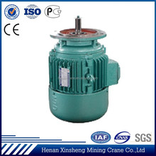 YEZS Model 3 phase induction motor 7.5kw and 2 speed electric motor