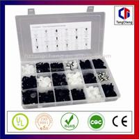 Plastic Trim Panel Clips Assortment Kit 418pc Plastic Trim Panel Clips