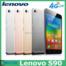 Snapdragon 410 Quad Core 5inch Lenovo Sisley s90 1GB/16GB 1280*720 mobile phone Android 4.4 Unlocked 4G LTE Lenovo phone