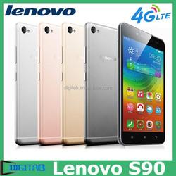 Snapdragon 410 Quad Core 5inch Lenovo Sisley s90 1GB/16GB 1280*720 mobile phone Android 4.4 Unlocked 4G LTE Lenovo phone