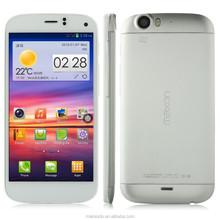 MAXON X3 mini Smartphone MTK6589T Quad Core 2GB 16GB 5.0 Inch FHD Screen OTG Silver