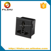 ups/pdu power outlet AC cassette universal socket