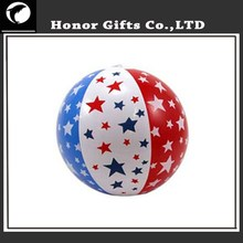 2015 Promotional Wholesale Customized Brand Printed PVC Beach Balls
