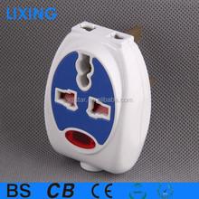 British ABS universal adapter soket 220V-1110V