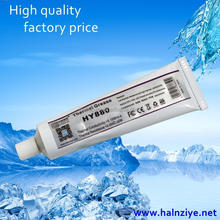 Insulation materials HY880 soft tube 80g thermal paste/grease with high performance for heatsink cpu/led