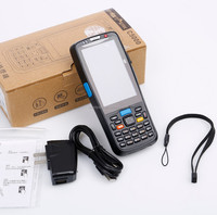 Integrated android barcode scanner smart phone type
