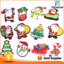 Factory Wholesale Quality Custom Christmas Gift Rubber PVC 3D Souvenir Fridge Magnet