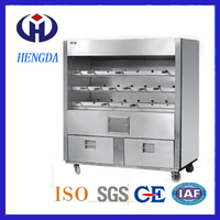 2015 Hot Sale Indoor Stainless Steel BBQ Grill