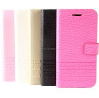 OEM manufacturer hot sell flip bumper case for iphone 6 plus