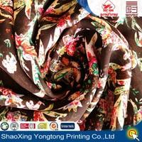 patterned chiffon fabric by shaoxing textile china manufacturer