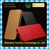 New Arrival Wholesale Genuine Cowhide Leather Flip Case Cover For iPhone 6