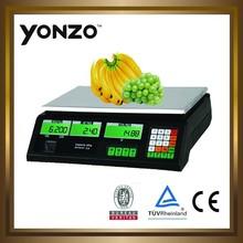 China market of electronic platform weight scale (YZ-208B)