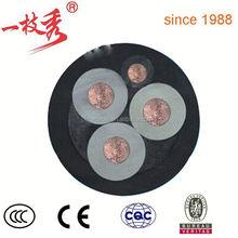 building wire copper/PVC/Rubber/XLPE cable