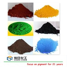 bright color powder red pigment iron oxide and red color for coating raw material