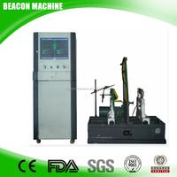 YYQ-50A fan dynamic belt drive balancing machine for blower
