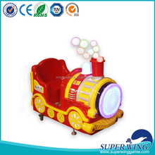 Blowing bubble kiddie ride, hot sale Lovely swing amusement rides game machine