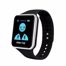 2015 new products IOS android Smart Watch mobile phone with MP3 play 128M USB flash