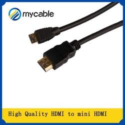 Hot sale mini usb rca cable