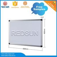 Smart portable A3 sheet metal magnetic board